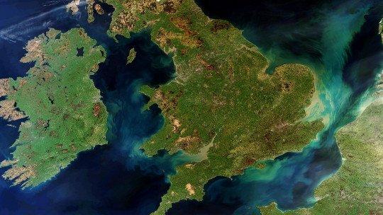 Qual é a diferença entre Grã-Bretanha, Reino Unido e Inglaterra? 1