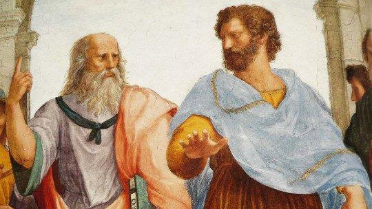 Diferenças entre as filosofias de Platão e Aristóteles 1