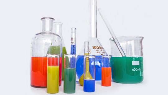 As 4 diferenças entre química orgânica e química inorgânica 1