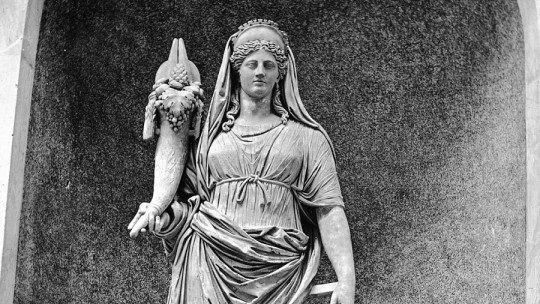 As 10 deusas romanas mais importantes 1