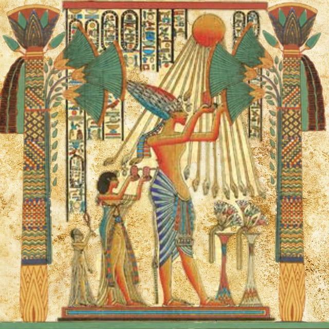 Os 50 deuses egípcios mais importantes e suas histórias 1