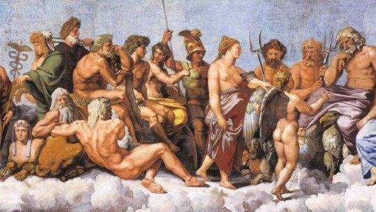 Os 12 deuses gregos mais relevantes da Grécia Antiga 1
