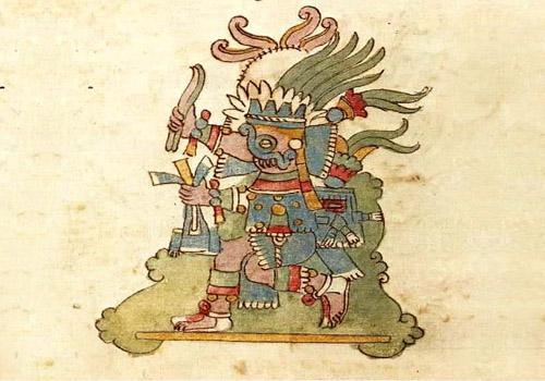 Os 30 deuses toltecas mais importantes 1