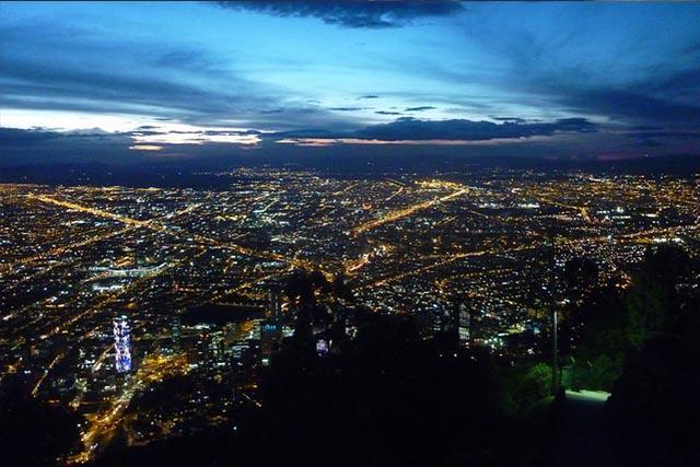 Quais são os distritos da Colômbia? 2