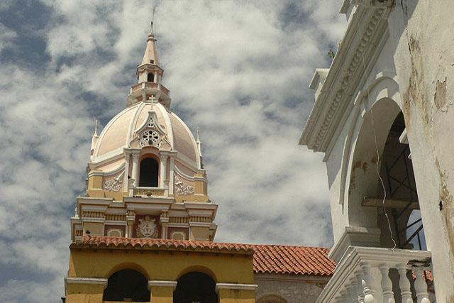 Quais são os distritos da Colômbia? 4