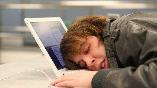 Pouco sono: 8 sérias conseqüências para a saúde 1