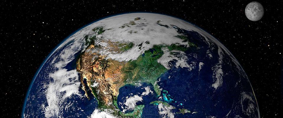 Por que a Terra é chamada de Planeta Azul?