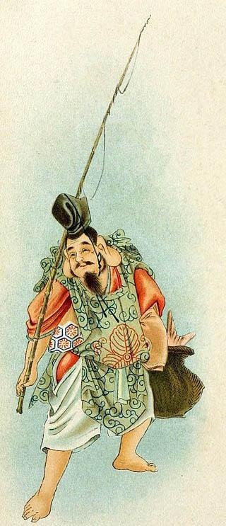 Mitologia Japonesa: Os 20 Deuses Principais do Japão 6