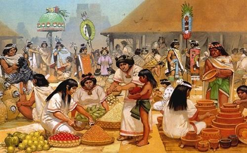 Economia dos astecas ou mexicas: características e atividades