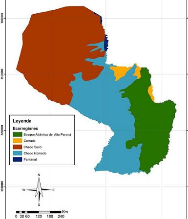 Quais são os recursos naturais do Paraguai? 2