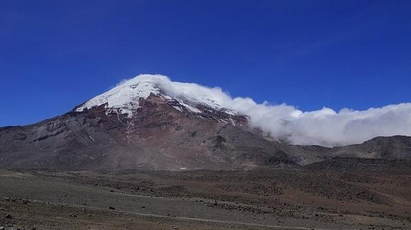 Sistema montanhoso da América do Sul com clima frio ou polar 3
