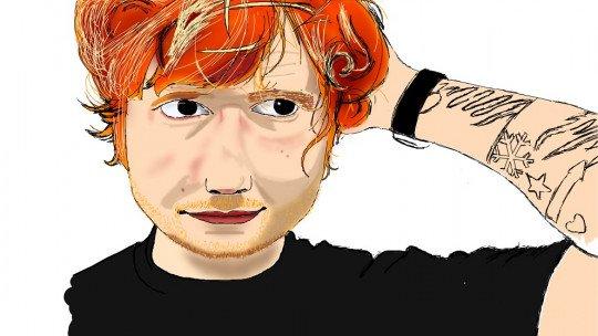 As 23 melhores frases do cantor Ed Sheeran 1
