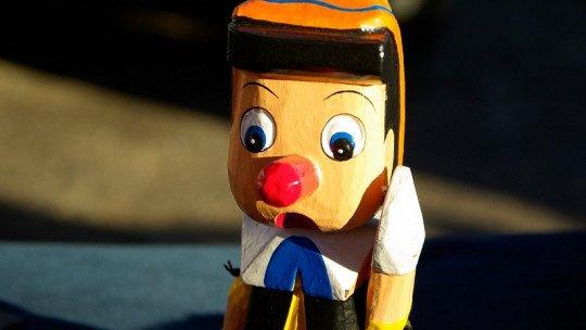 O 'Efeito Pinóquio': seu nariz diz que você mente 1