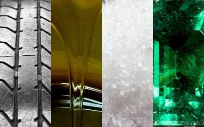 30 Exemplos de sólidos e características comuns 16
