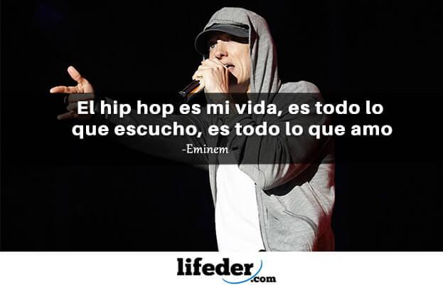 As 97 melhores frases de Eminem (em espanhol) 16
