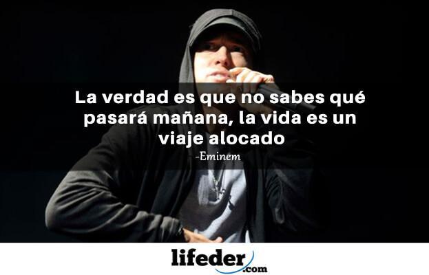 As 97 melhores frases de Eminem (em espanhol) 18