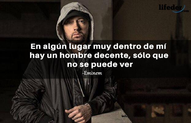 As 97 melhores frases de Eminem (em espanhol) 5