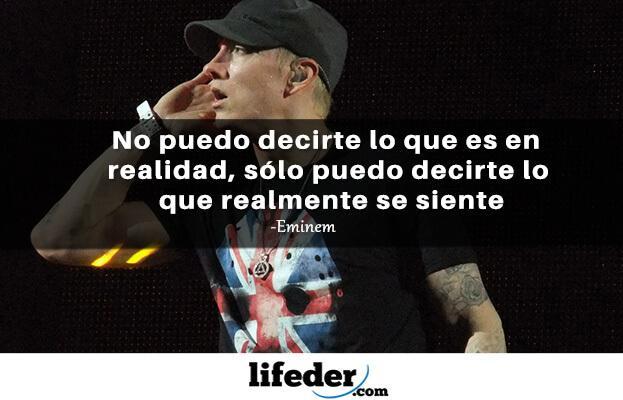 As 97 melhores frases de Eminem (em espanhol) 6