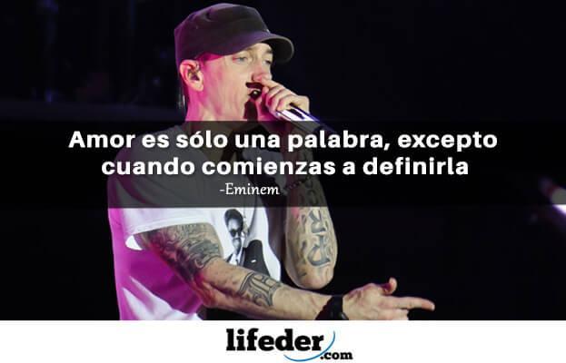 As 97 melhores frases de Eminem (em espanhol) 9