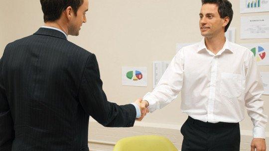 Entrevistas de trabalho: Os 10 erros mais frequentes 1