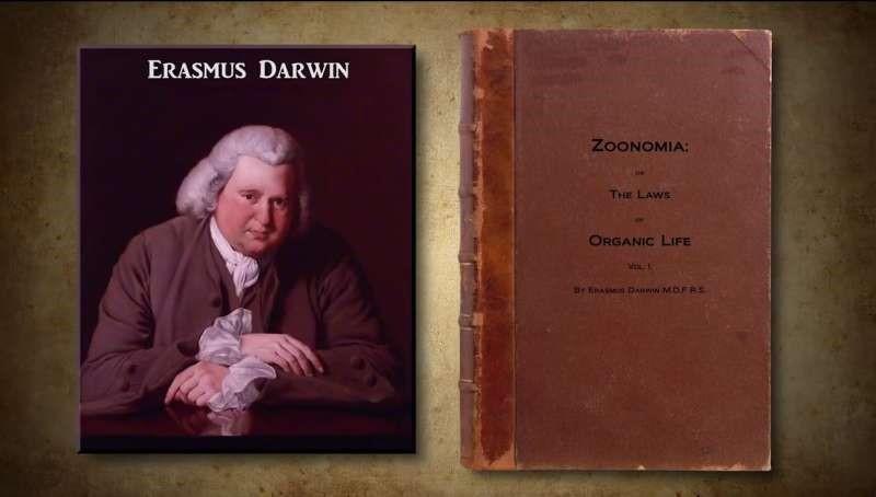 Erasmus Darwin: Biografia e Contribuições 1