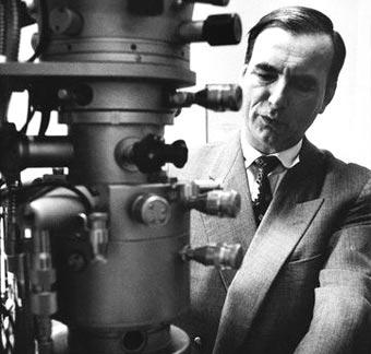 Ernst Ruska: biografia, contribuições e agradecimentos 6