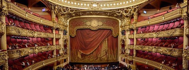 As 15 características do teatro mais importante 5