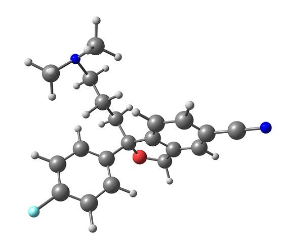 Escitalopram: características, efeitos colaterais, funções 1