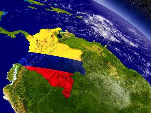 Por que a Colômbia não possui as 4 estações? 1