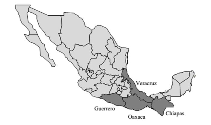 Quais são os recursos naturais do México? 1