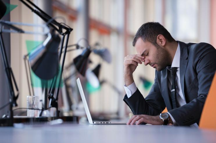 Estresse no trabalho: sintomas, causas, tipos, consequências 2