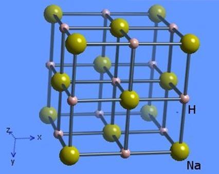 Hidreto de sódio (NaH): propriedades, reatividade, perigos, usos 2
