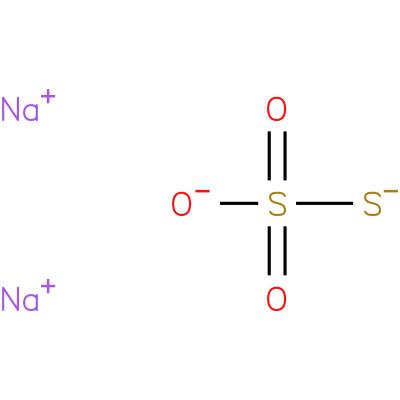 Tiossulfato de sódio (Na2S2O3): fórmula, propriedades e usos 1