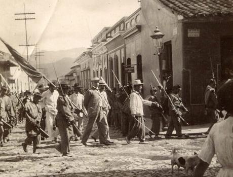 Estrutura econômica da Venezuela entre 1830 e 1936 1
