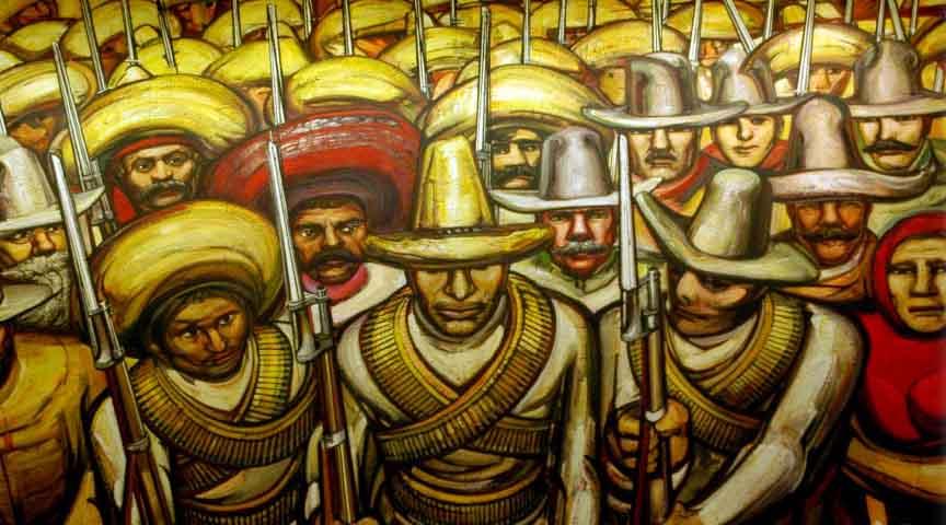 Revolução Mexicana: causas, etapas, consequências 2