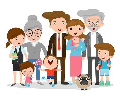 Os 9 tipos de família existentes e suas características 6