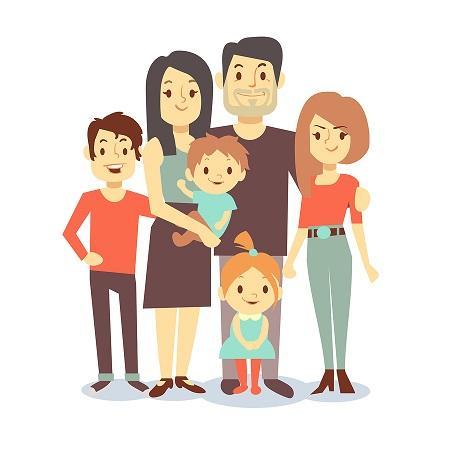Os 9 tipos de família existentes e suas características 5