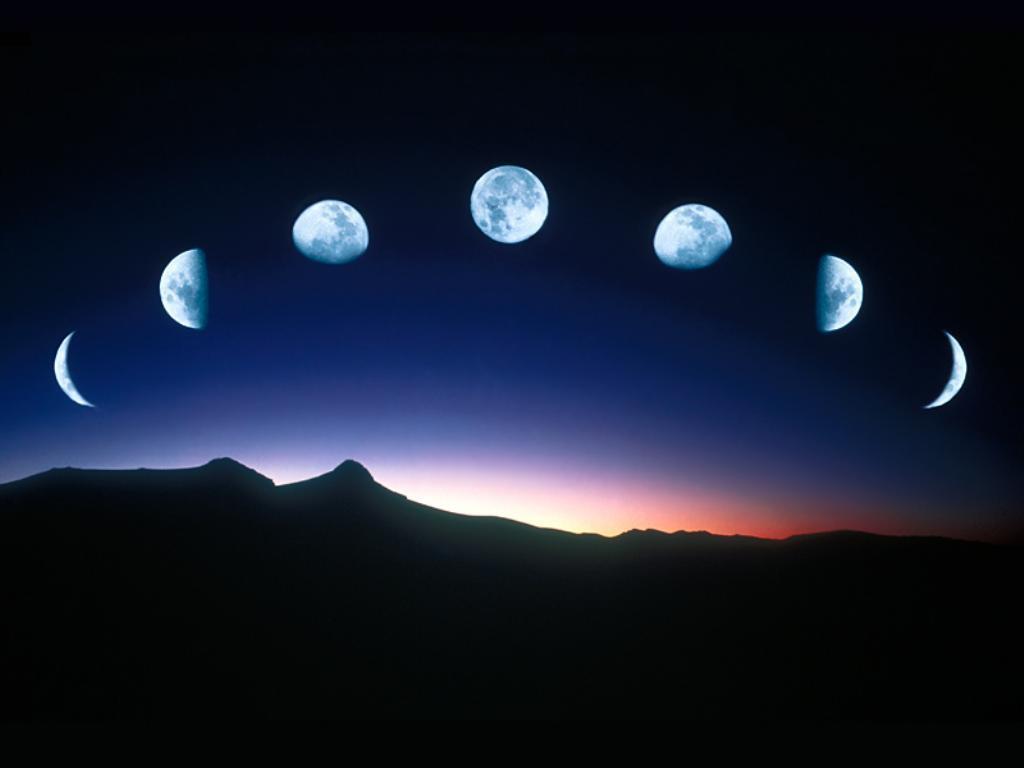Influência da Lua nos fenômenos físicos, biológicos e humanos 2