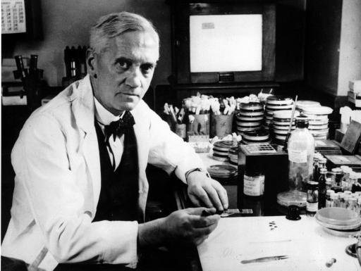Alexander Fleming: Biografia e Contribuições 1