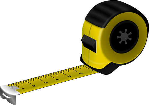 Flexômetro ou fita métrica: recursos, usos, histórico 1