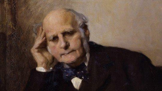 A teoria da inteligência de Francis Galton 1