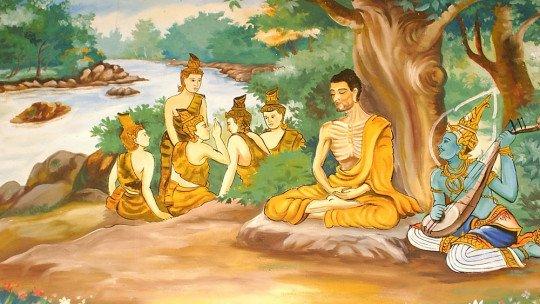 75 frases budistas para encontrar a paz interior 1