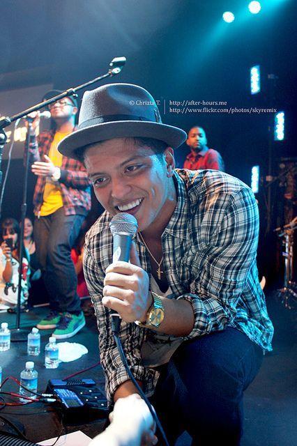 As 41 melhores frases de Bruno Mars 1