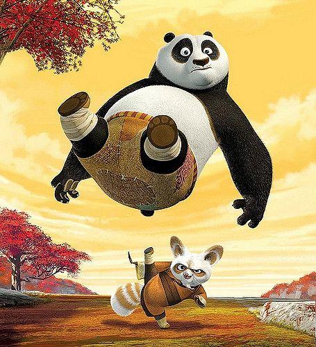 As 47 melhores frases de Kung Fu Panda 1