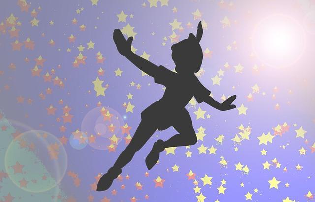 As 85 melhores frases de Peter Pan 1