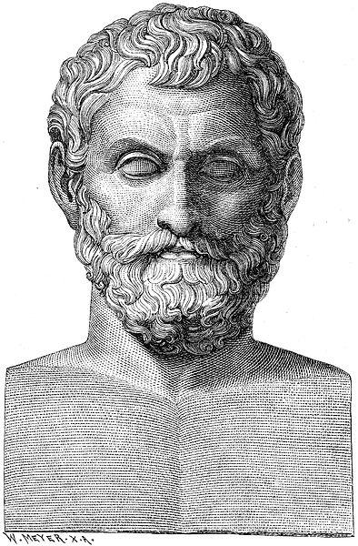 As 40 melhores frases de Thales of Miletus