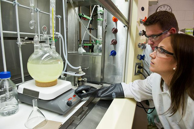 O que estuda a química? 4