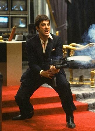 As 75 melhores frases de Tony Montana (Scarface) 1