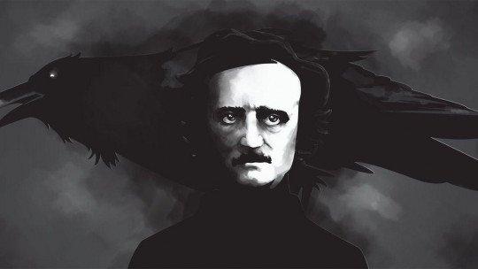 As 23 melhores frases famosas de Edgar Allan Poe 1