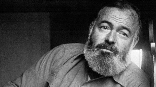 As 84 melhores frases de Ernest Hemingway 1